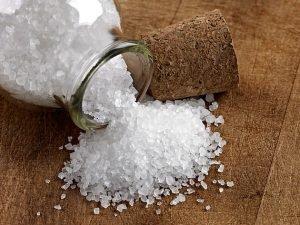 Sal marinho - Conichef