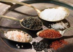 Conheça os diferentes tipos de sal e seus benefícios