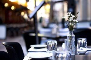 Restaurante ao ar livre - Conichef