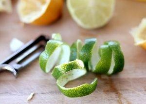 Casca de limão - Conichef